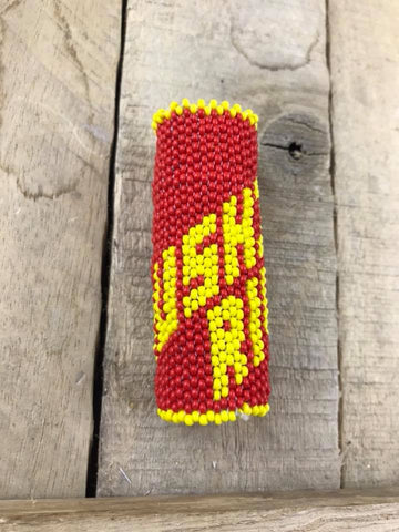 "Beaded Lighter Cases ""Bushie River"""