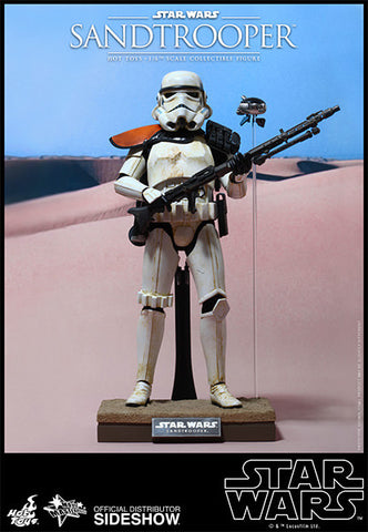 Sixth Scale: Sand Trooper Collectible Figure