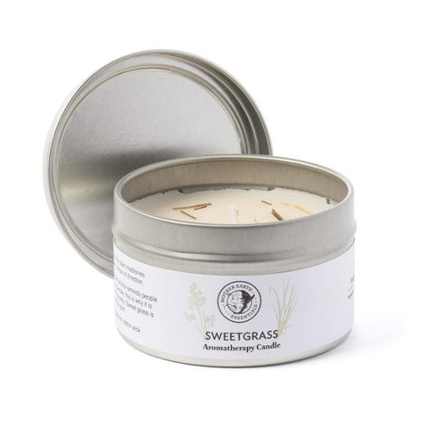 Mother Earth Essential - Sweetgrass Candle