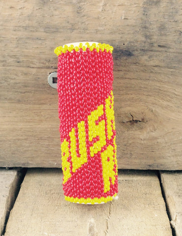 Bushe River Beaded Lighter Case