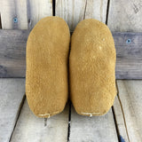 Hand Tanned Moose Hide Slippers