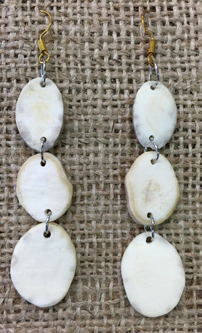 Antler Bone Earrings