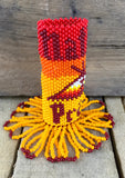 Beaded Native Pride Lighter Case
