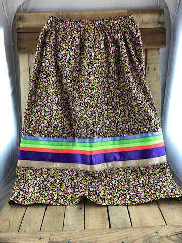 Women's Traditional Ribbon Skirt