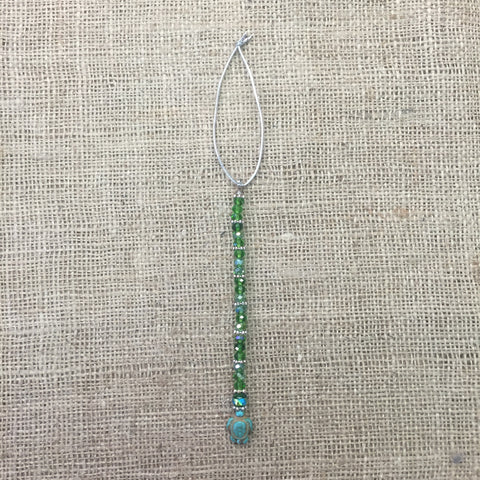 Beaded Window Dangler