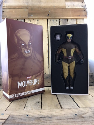Wolverine 6th Scale Sideshow