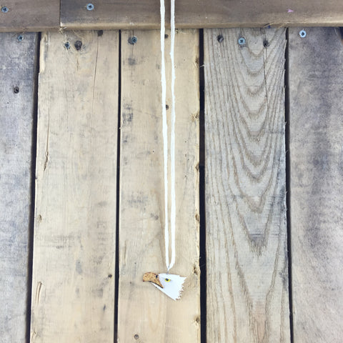 Eagle Bone Necklace