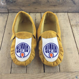 Factory Tanned Oilers Slippers