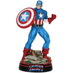 Marvel Comics Captain America Collectible Figure