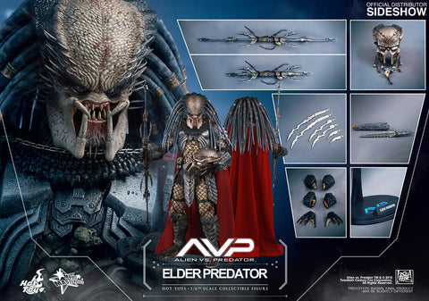 Sixth Scale: Elder Predator
