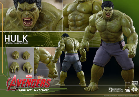 Sixth Scale: Hulk, Age of Ultron, Avengers