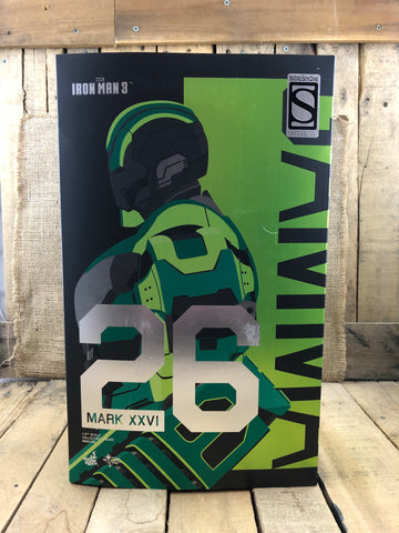 Iron Man Mark XXVI 6 Scale Collectible Figure