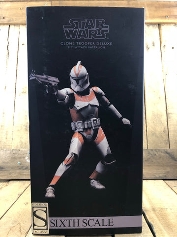 Star Wars: Clone Trooper Deluxe 212th Attack Battalion