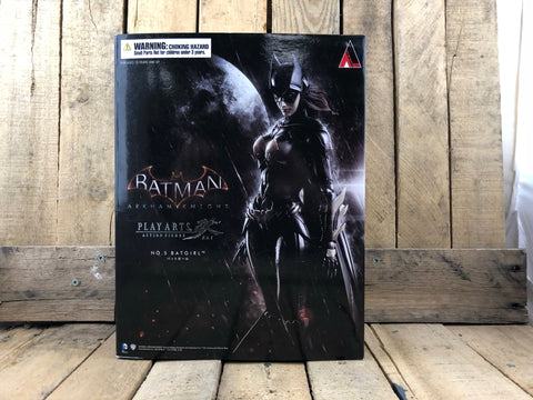 Batman Arkham Knights Collectible Figure - No. 5 Batgirl