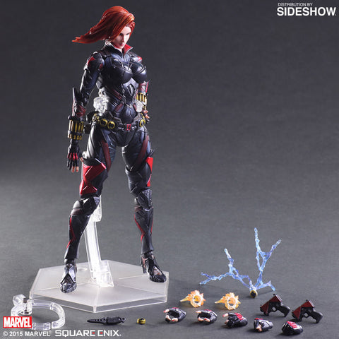 Seventh Scale: Black Widow