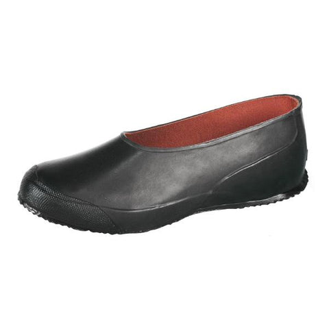 Moccasin Rubbers Size 6