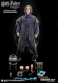 Sixth Scale: Severus Snape, Harry Potter