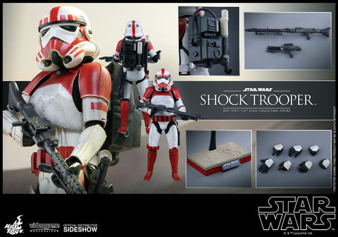 Sixth Scale; Shock Trooper