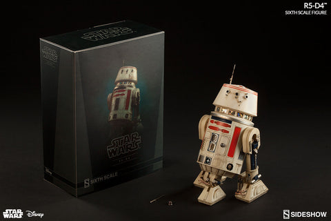 Sixth Scale: R5-D4 Collectible Figure