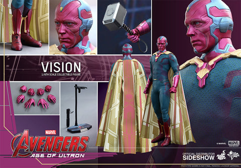 Sixth Scale: Vision, Avengers