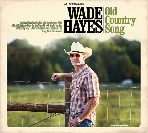 Old Country Song CD - Pre-Order