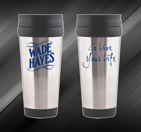 Travel Mug - Go Live Your Life