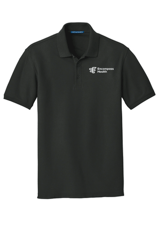 K100 Port Authority® Core Classic Pique Men's Polo