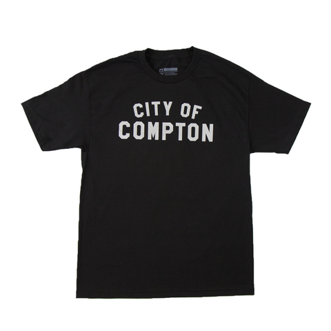 City of Compton Tee - 3M Reflective