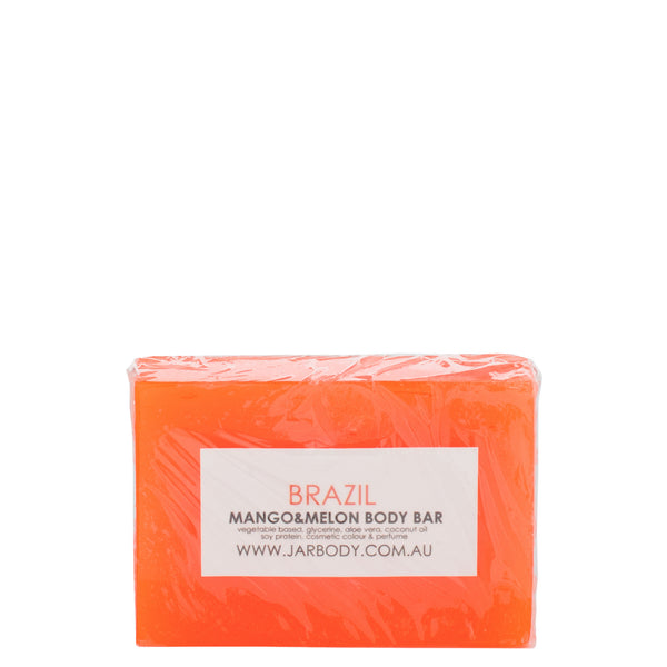 Jar Body: Body Bar Soap - Brazil - Luxe Gifts™