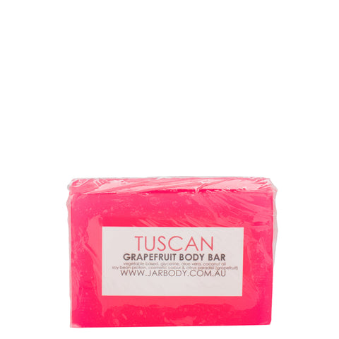 Jar Body: Body Bar Soaps - Tuscan - Luxe Gifts™