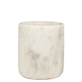 The Luxuriate: Amazon Summer Apple White Marble Candle With Gold Lid - Luxe Gifts™  - 3