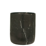 The Luxuriate: Peony Rose Black Marble Candle With Copper Lid - Luxe Gifts™  - 3