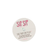 Ban.do: Kittens Get Thirsty Sip Sip Tumbler - Luxe Gifts™  - 2