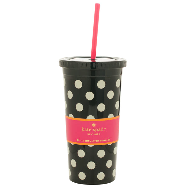 Kate Spade New York: Le Pavilion Insulated Tumbler - Luxe Gifts™  - 1