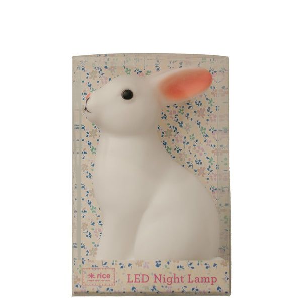 Rice: Woodland Colour Changing Rabbit Night Light - Luxe Gifts™  - 1