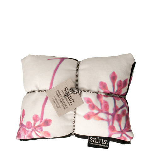 Salus Body: Organic Lavender and Jasmine Heat Pillow - Luxe Gifts™