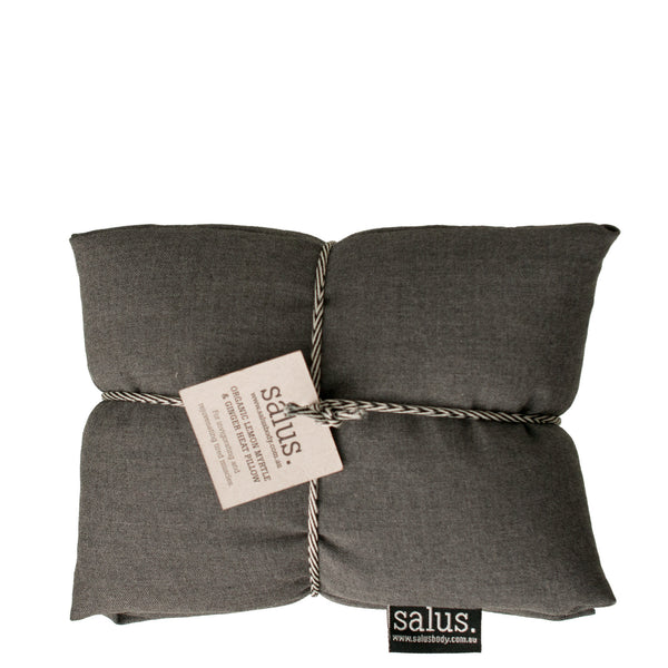 Salus Body: Organic Lemon Myrtle and Ginger Heat Pillow - Luxe Gifts™