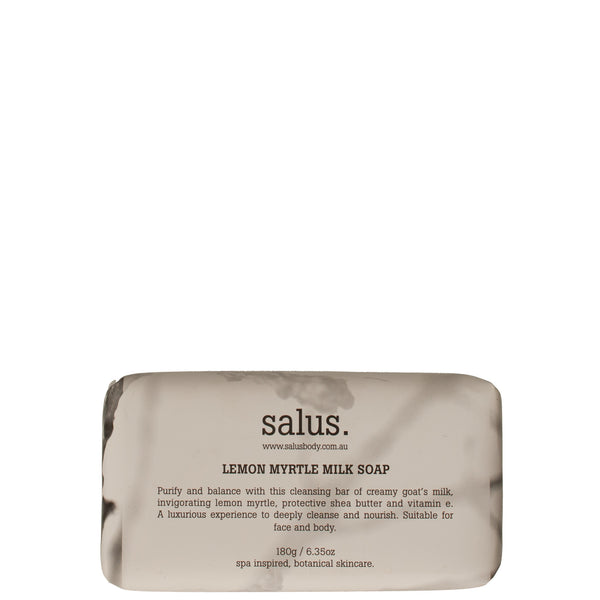 Salus Body: Lemon Myrtle Milk Soap - Luxe Gifts™