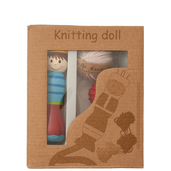 Knitting Dolls: Timmy - Luxe Gifts™  - 2