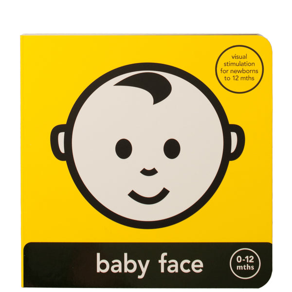 Mesmerised Baby Face Book - Luxe Gifts™  - 1