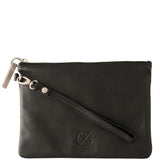 Stitch and Hide: Cassie Clutch Black - Luxe Gifts™  - 1