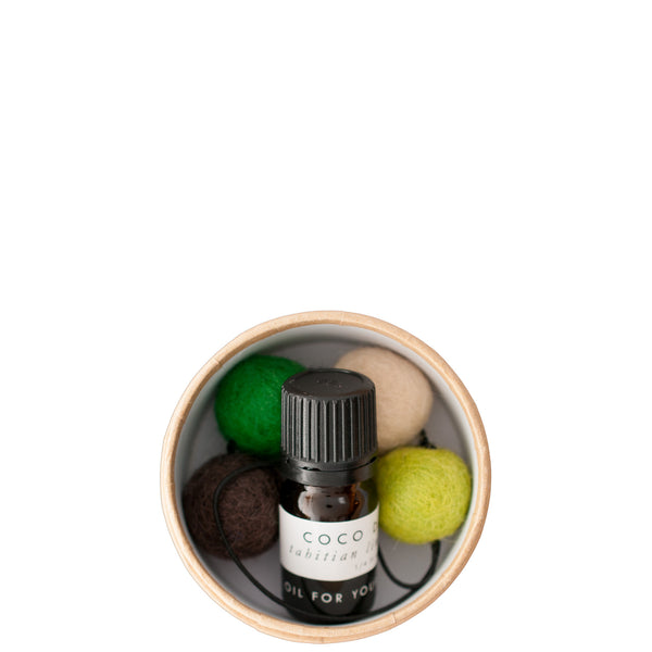 Smelly Balls: Woodland in Tahitian Lime and Coconut - Luxe Gifts™  - 2