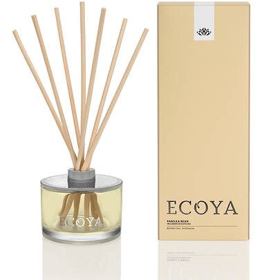 Ecoya: Vanilla Bean Reed Diffuser - Luxe Gifts™