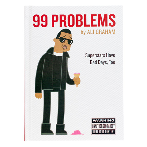 99 Problems by Ali Graham Book Luxe Gifts