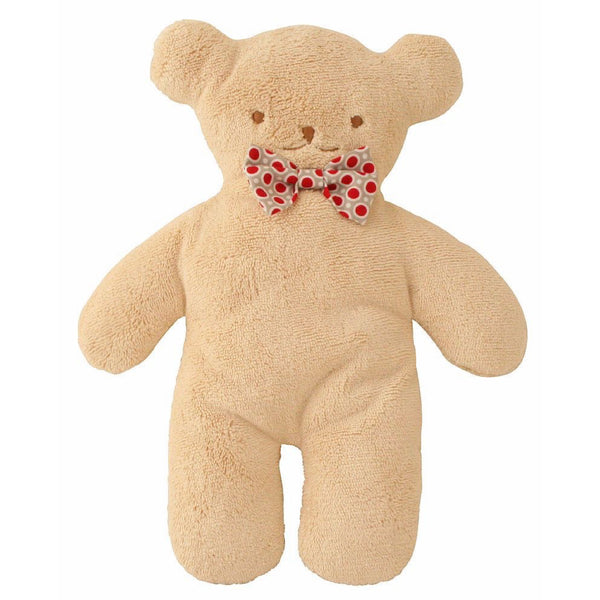 Alimrose: Snuggle Pancake Bear Grey Red - Luxe Gifts™