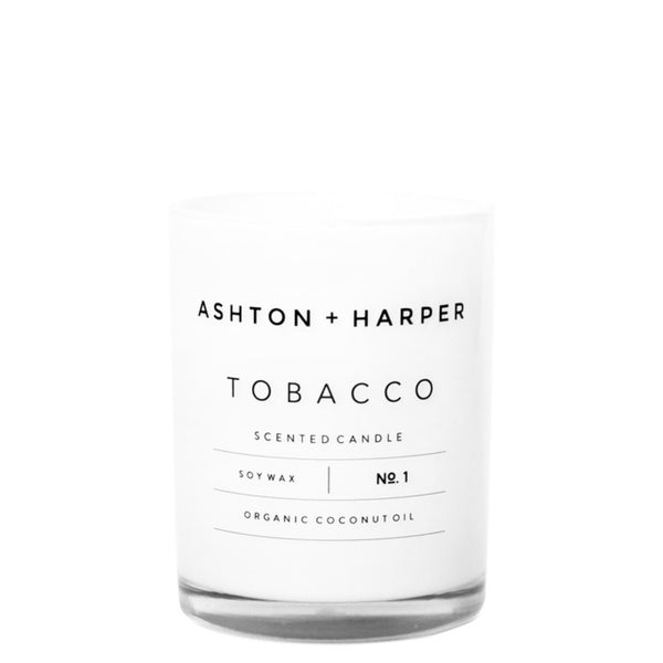 Ashton + Harper: No.1 Bergamot and Tobacco - Luxe Gifts™ - 1