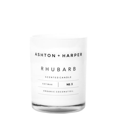 Ashton + Harper: No.3 Rhubarb and Grapefruit - Luxe Gifts™  - 1