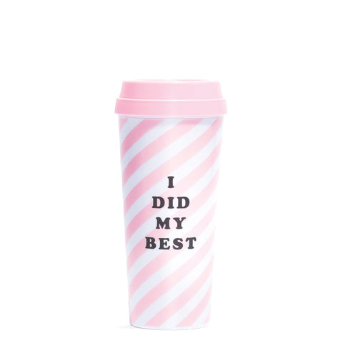 Ban.do Thermal Mug I Did My Best - Luxe Gifts™