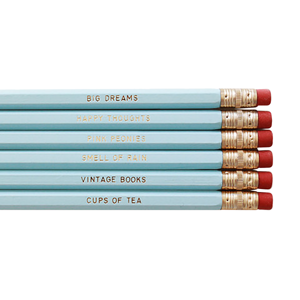 Miss Poppy Design: Necessities Pencil Set - Luxe Gifts™  - 1
