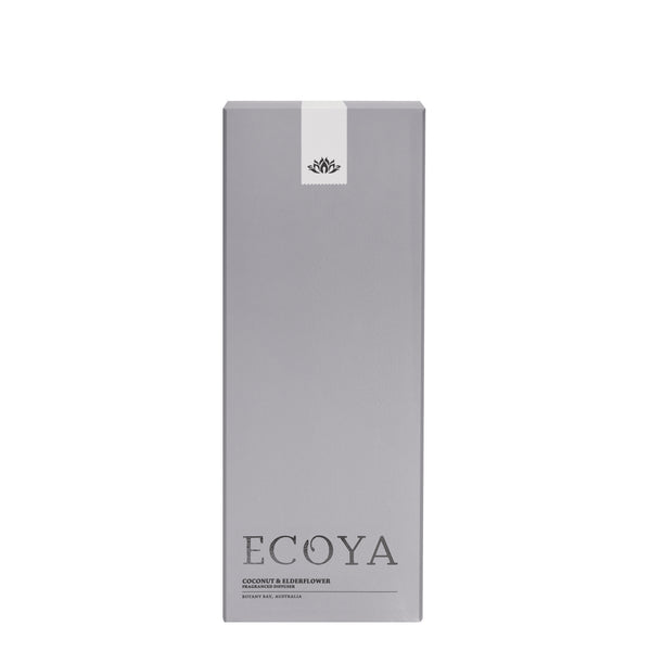 Ecoya: Coconut and Elderflower Fragrance Diffuser - Luxe Gifts™  - 2